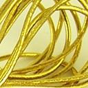 : Elastic Cord Gold