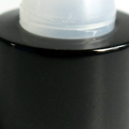Diffuser Cap: Black with Stopper
