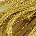 Elastic Braid Gold