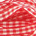 : Red Gingham 5mm