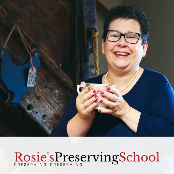 Love Jars Rosie's Online Preserving School