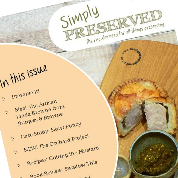 Love Jars Simply Preserved Magazine