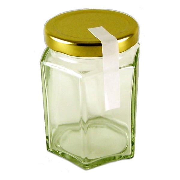 Love Jars Tamper Edivent Strips