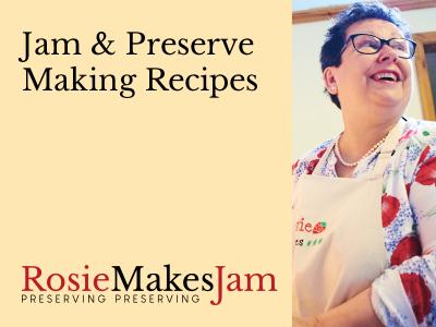 Love jam jars | Jam & Preserve Recipes Recipes provided by RosiseMakesJam