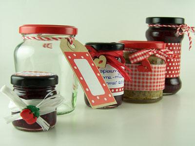 Love jam jars | Jarcessorise Jars, Labels & decorations for the home craft preserver