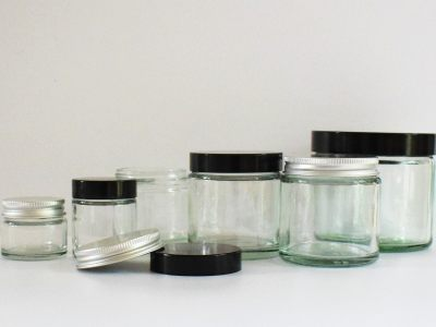 Love jam jars | Health & Beauty Glass jars for health and beauty products: Aromatherapy, Cosmetic & Ointment Jars