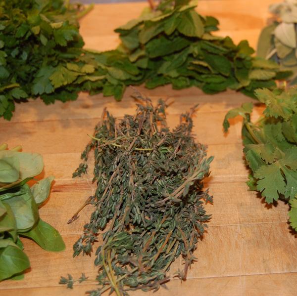 Online Workshop 10: Herb Salts