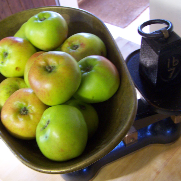 Online Workshop 21: Spiced Apple Chutney