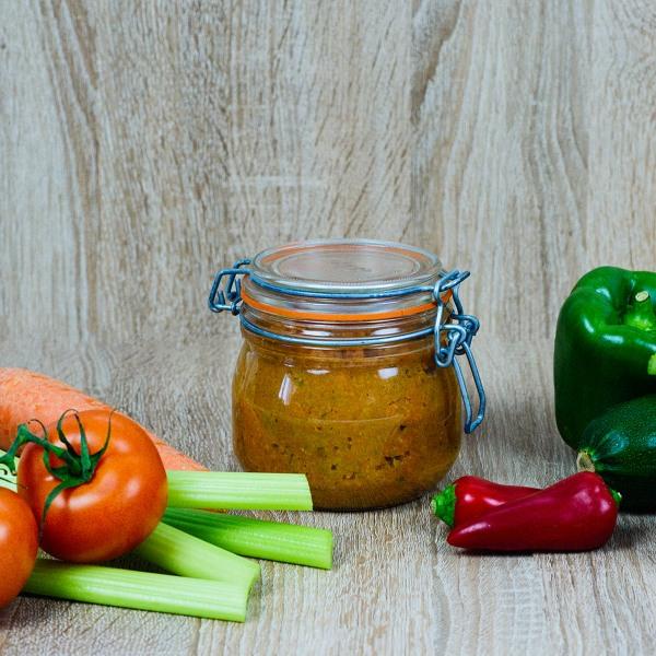 Online Workshop 2: Vegetable Stock