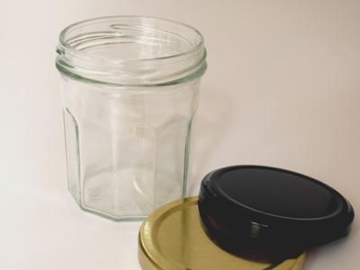 Multifaceted Jam Jars