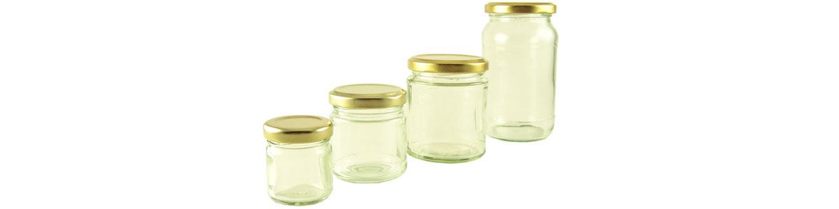 Round Jars