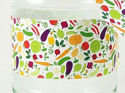 Summer Vegetable Wraps