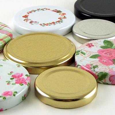 Love jam jars | Jar Lids Twist-off jam jar lids