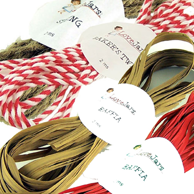 Love jam jars | Ribbon, Raffia, String We've got it all tied up when it comes to finishing off your jar decoration
