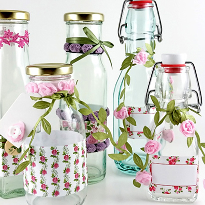 Love jam jars | Jarcessorise It's Jar Accessories - we've got it covered when it comes to decorating your jars