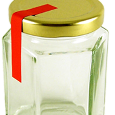 Love jam jars | Tapmer Evident Strips Self adhesive tamper evident strips in a range of colours