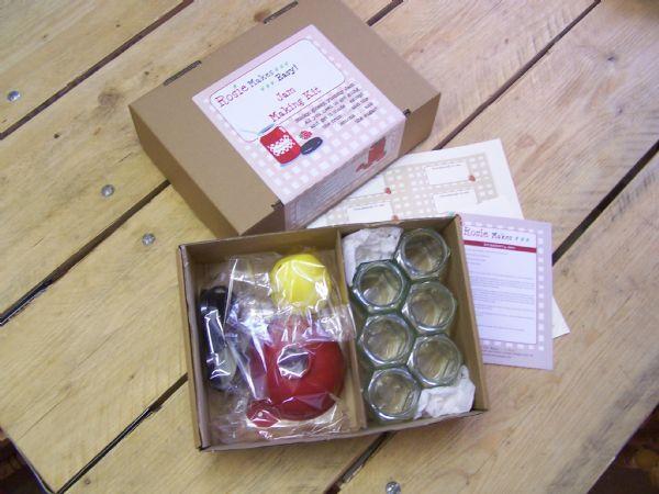 Preserve Maker's Gift Box Jam 1