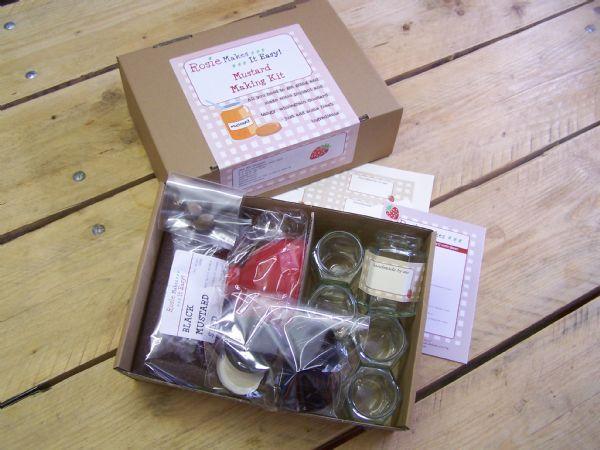 Preserve Maker's Gift Box Mustard 1