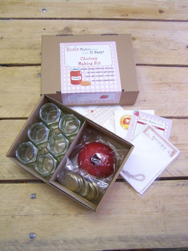 Preserve Maker's Gift Box Chutney