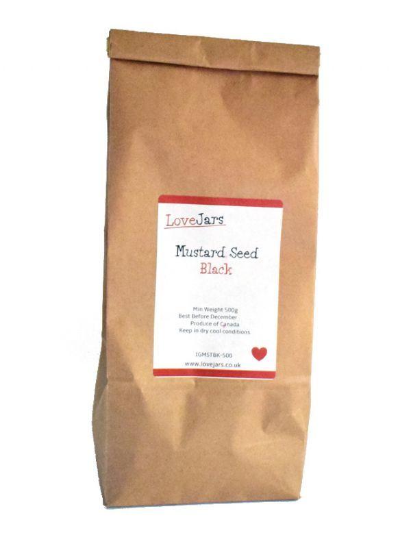 Mustard Seeds Black 1000g 2
