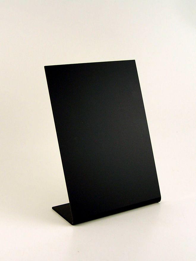 Blackboard 'L' Stand A6