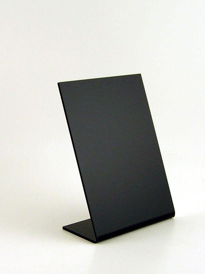 Blackboard 'L' Stand A7
