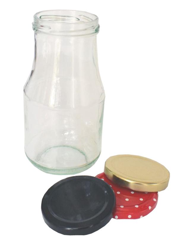 Glass Salsa Bottle 540ml 1