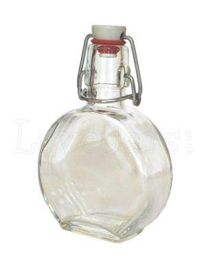 La Luna Swing Top Glass Bottle 200ml