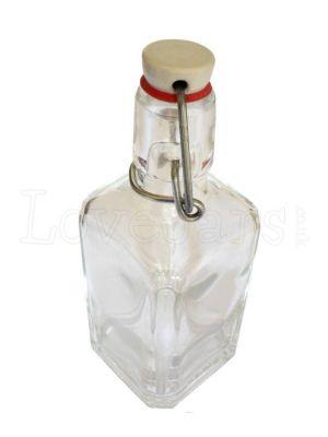 Roma Swing Top Glass Bottle 250ml