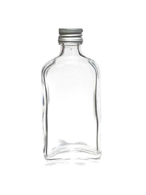 Spirito Flask 50ml with Screw Cap (x10)