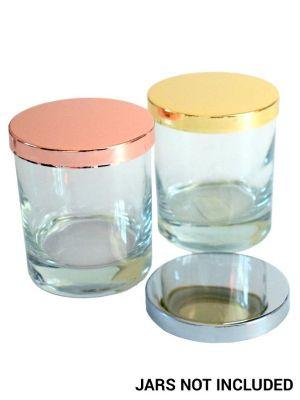 Love jam jars   Candle Jar Cap for La Cero 300ml