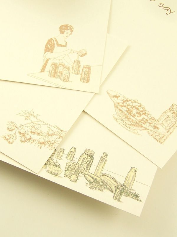 Notecard set: Just a little note to say . . . 3