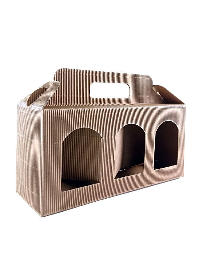 Carry Box 3 x 12oz jars Kraftx10