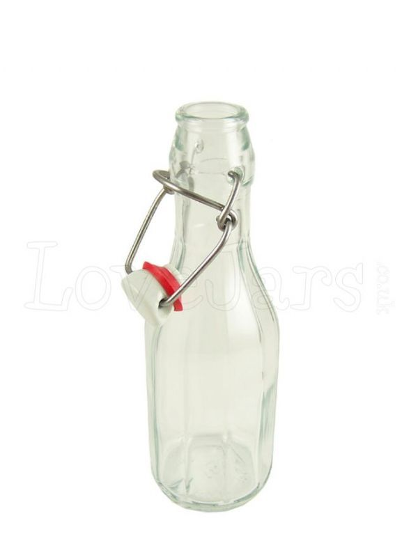 Swing Top Bottle Lucca Costalata 250ml 1