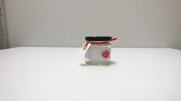 Jar Wraps - Black Spotty Hen DISC 4