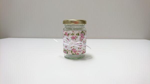 Jar Wraps - Summer Frocks Large Sprig 5