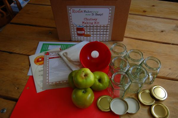 Preserve Maker's Gift Box Chutney 2