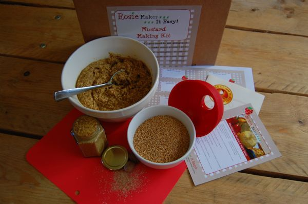 Preserve Maker's Gift Box Mustard 2