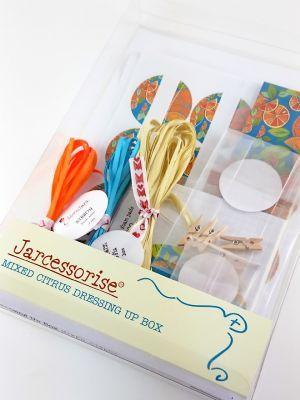 Love jam jars | - Mixed Citrus Dressing Up Box