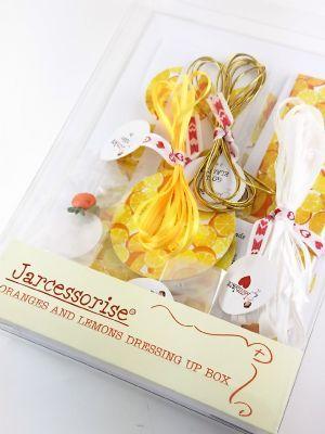 Love jam jars | - Oranges and Lemons Dressing Up Box