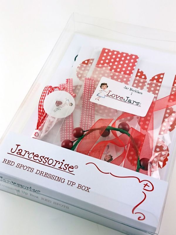 Red Spot Dressing Up Box 1