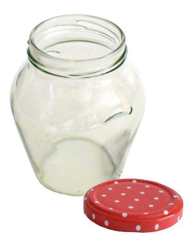 Jam Jars Orcio Glass 314ml 3