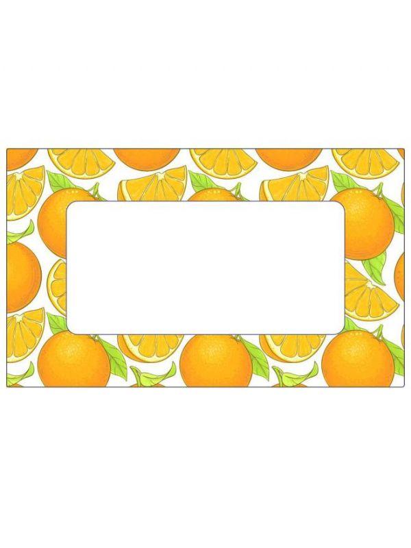 Marmalade Labels 63x38mm