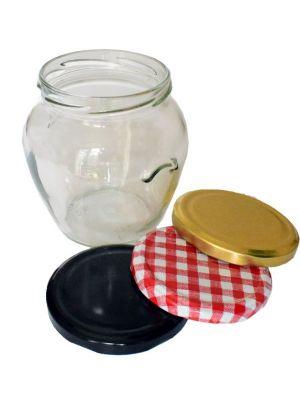 Jam Jars Orcio Glass 580ml