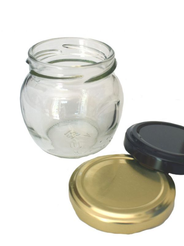 Jam Jars Orcio Glass 212ml 1