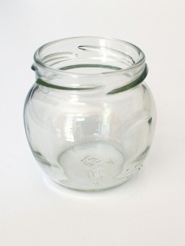 Jam Jars Orcio Glass 212ml 2