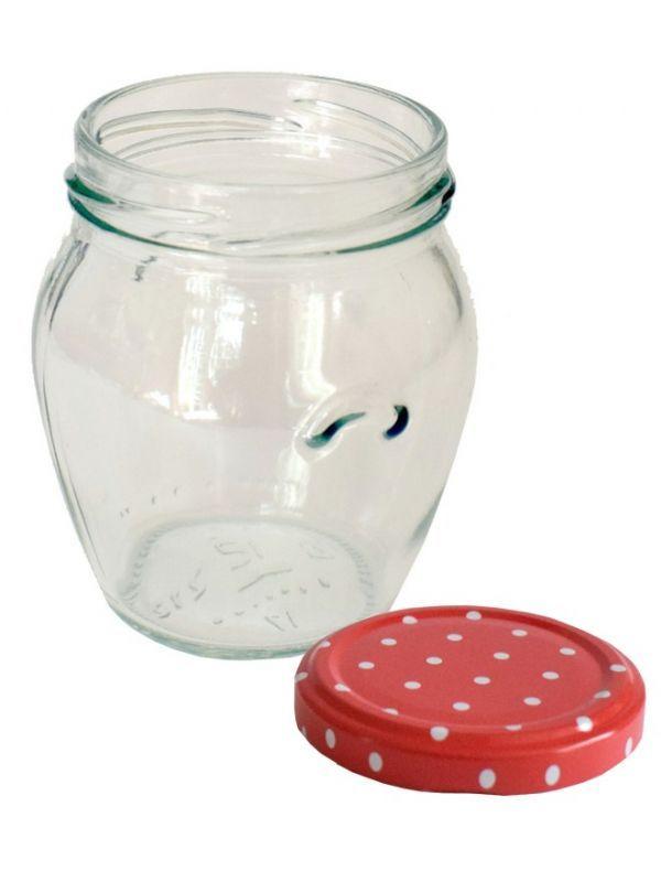 Jam Jars Orcio Glass 212ml 3