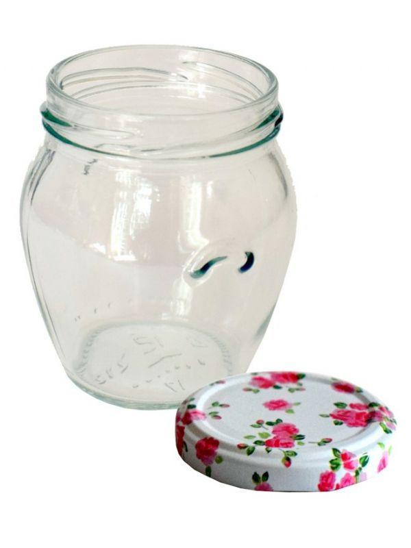 Jam Jars Orcio Glass 212ml 4