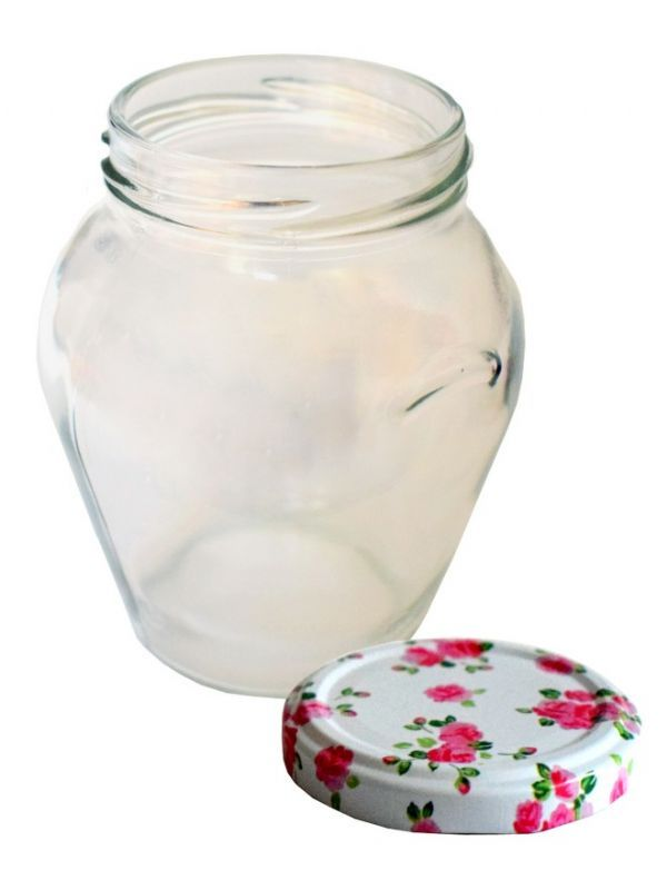 Jam Jars Orcio Glass 370ml 4