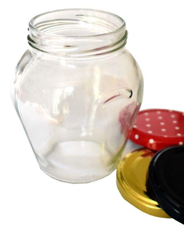 Jam Jars Orcio Glass 370ml
